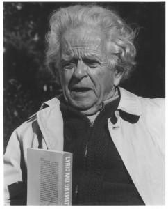 John Neihardt, the Poet