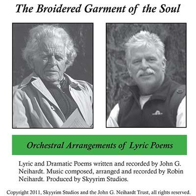 John Neihardt's Lyric Poems with orchestral accompaniment