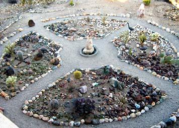 Desert Sacred Hoop Garden