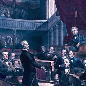 The senate in 1890