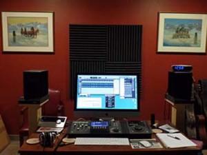 Control Center - Studio A