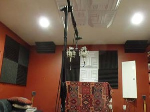 Neumann Mics - preferred in Studio A