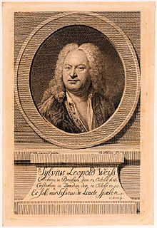 Sylvius Leopold Weiss