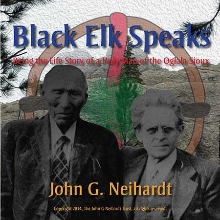 Black Elk Speaks audio book cover