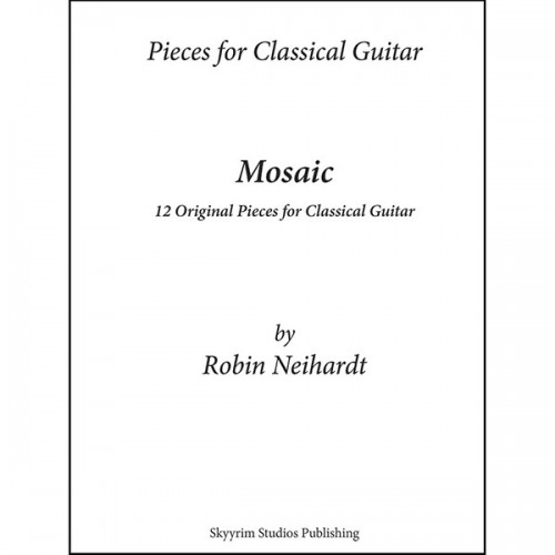 Mosaic-sheet-music