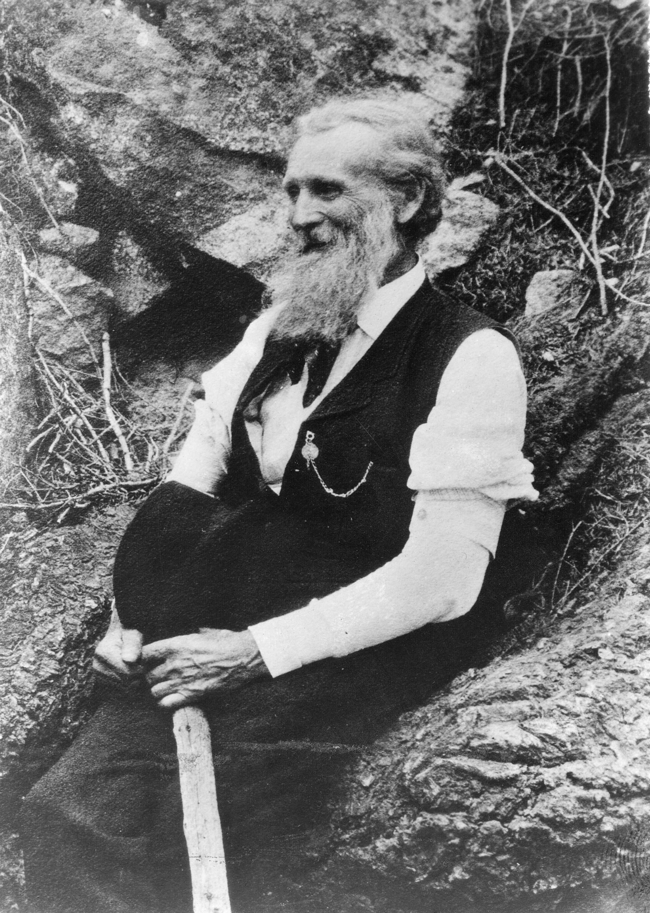 Essays and Reviews - John Muir - Neihardt!