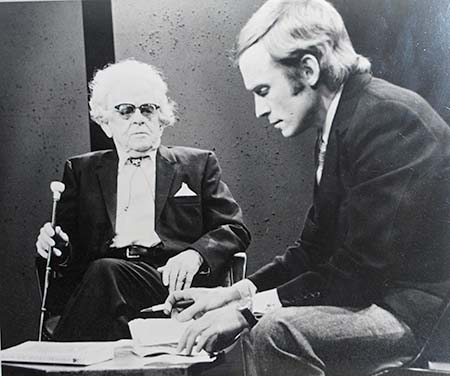 Neihardt on The Dick Cavett Show